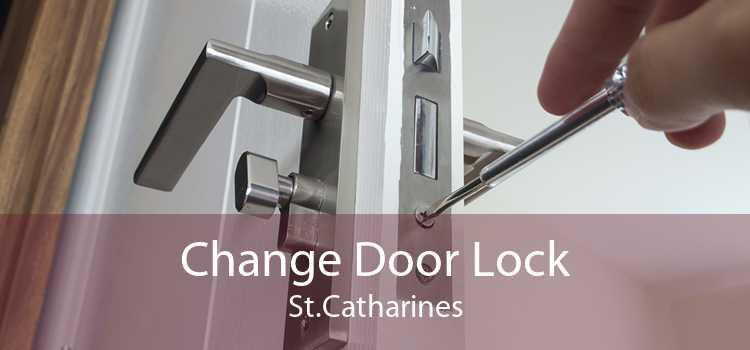 Change Door Lock St.Catharines