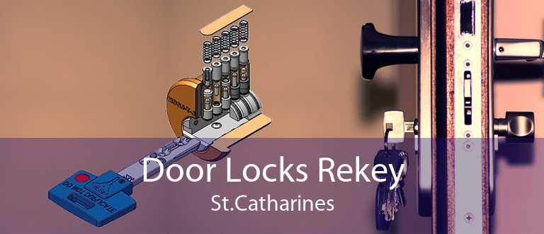 Door Locks Rekey St.Catharines