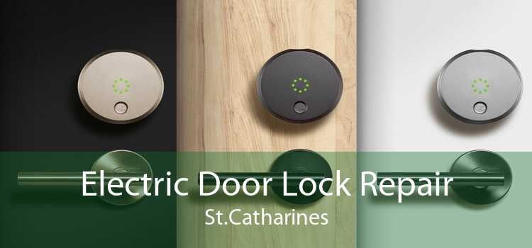 Electric Door Lock Repair St.Catharines
