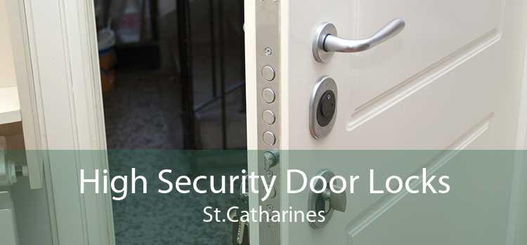 High Security Door Locks St.Catharines