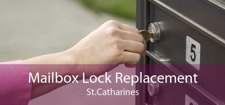 Mailbox Lock Replacement St.Catharines