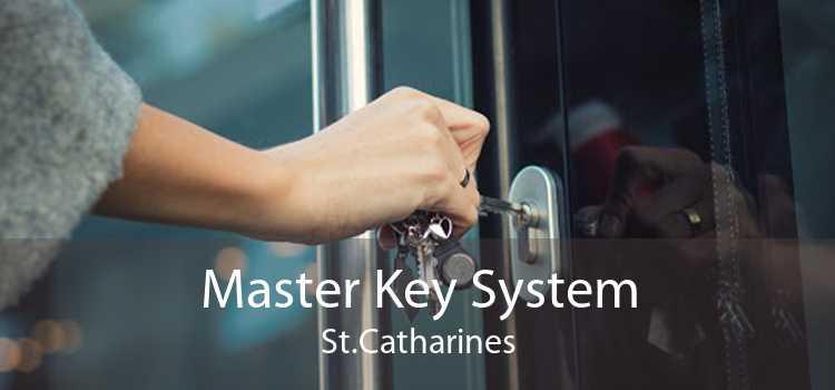 Master Key System St.Catharines