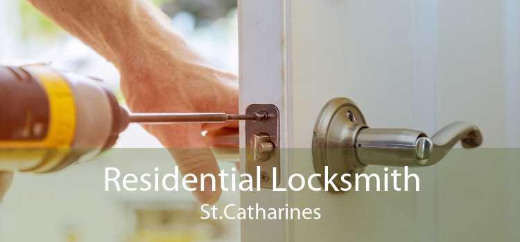 Residential Locksmith St.Catharines
